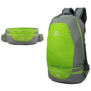 25L Lightweight Packable Handy Backpacking Green,