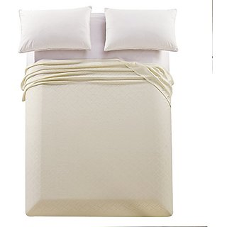 Colourful Snail 100-percent Bamboo Fiber Bed Blanket, Bedspread, Throw, Maximum Softness and Easy Care, Perfect for the
