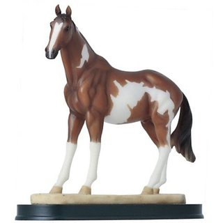 StealStreet SS-G-11460 Horses Collection Brown Horse Figurine Decoration Decor Collectible