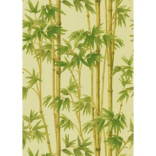 Brewster 566-43984 27-Inch by 324-Inch Bamboo - Solid Print Wallpaper, Ivory