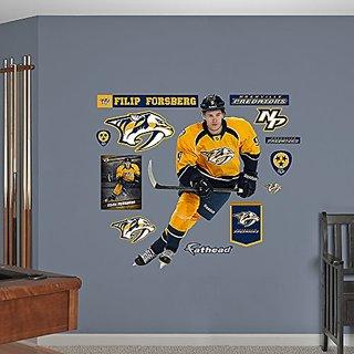 NHL Nashville Predators Filip Forsberg Wall Decal