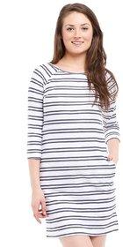 Women's Cotton Tara Stripe Dress