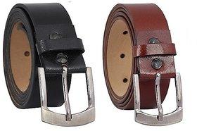 Brown  Black Formal Men Belt