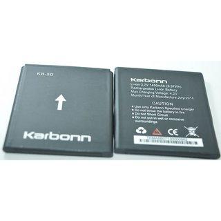 Karbonn A6 1450 mAh Mobile Battery