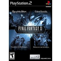 Final Fantasy XI: The Vanadiel Collection 2008 - PlayStation 2
