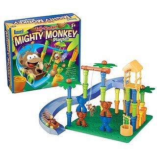 Lauri Tall-Stacker Mighty Monkey Playset