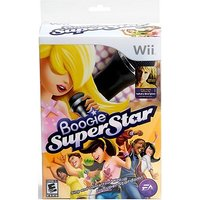 Boogie Superstar With Microphone By Electronic Arts - Nintendo Wii (ESRB Rating: Everyone 10+)