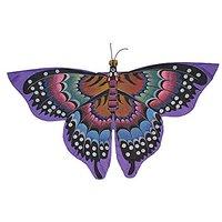 In The Breeze Butterfly Bali Kite, Purple