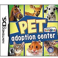 Pet Adoption Center For Nintendo DS - Rescue And Care For All Kinds Of Pets