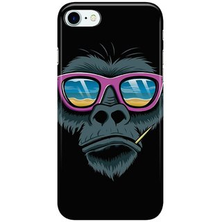 Dreambolic beach monkey Back Cover for Apple iPhone 7