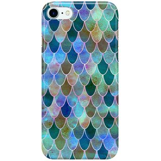 Dreambolic Mermaid Back Cover for Apple iPhone 7