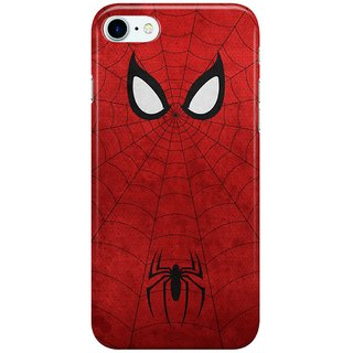Dreambolic Spider-Man Back Cover for Apple iPhone 7