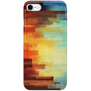 Dreambolic Urban-sunset Back Cover for Apple iPhone 7