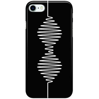 Dreambolic arctic-monkeys-logo Back Cover for Apple iPhone 7