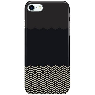 Dreambolic Chevron Back Cover for Apple iPhone 7