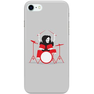 Dreambolic Death-Metal Back Cover for Apple iPhone 7