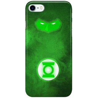 Dreambolic Green-Lantern Back Cover for Apple iPhone 7