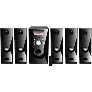 Krisons Bazooka 5.1 Bluetooth Home Theater System