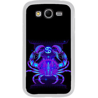 ifasho zodiac sign cancer Back Case Cover for Samsung Galaxy Grand