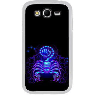 ifasho zodiac sign scorpio Back Case Cover for Samsung Galaxy Grand