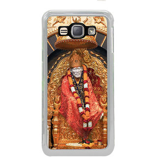 ifasho Shirdi Sai Baba Back Case Cover for Samsung Galaxy J1 (2016 Edition)