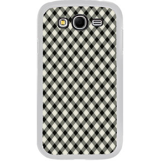 ifasho Animated Pattern of Chevron Arrows royal style Back Case Cover for Samsung Galaxy Grand
