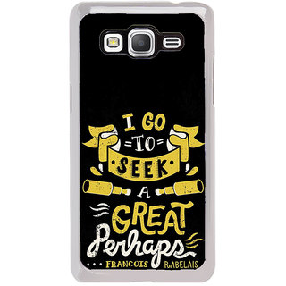 ifasho Life quote Back Case Cover for Samsung Galaxy Grand Prime