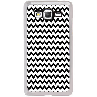 ifasho Animated Pattern of Chevron Arrows royal style Back Case Cover for Samsung Galaxy Grand Prime