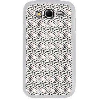ifasho Design lines pattern Back Case Cover for Samsung Galaxy Grand