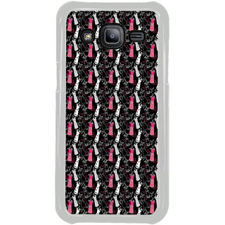 ifasho Pattern girls dresses frock suits Back Case Cover for Samsung Galaxy J2