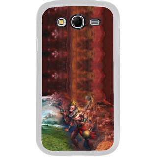 ifasho Lord Narasingha  Back Case Cover for Samsung Galaxy Grand