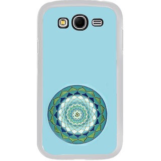 ifasho Modern Art Om design pattern in kundli Back Case Cover for Samsung Galaxy Grand