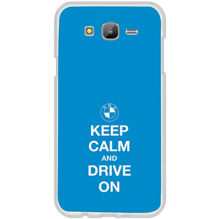 ifasho Nice Quote On Keep Calm Back Case Cover for Samsung Galaxy J7 (2016)