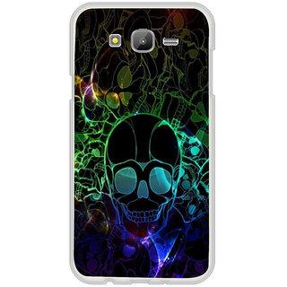 ifasho Modern  Design animated skeleton Back Case Cover for Samsung Galaxy J7 (2016)