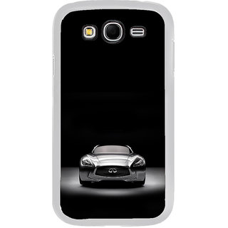 ifasho Stylish Car Back Case Cover for Samsung Galaxy Grand