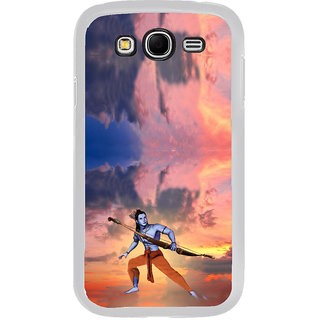 ifasho Lord Rama Back Case Cover for Samsung Galaxy Grand