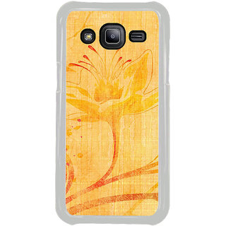 ifasho Animated Pattern colrful traditional design cloth pattern Back Case Cover for Samsung Galaxy J2