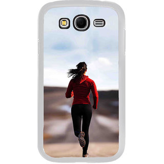 ifasho Girl Jugging Back Case Cover for Samsung Galaxy Grand 2