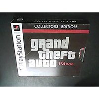 Grand Theft Auto: Collectors Edition - PlayStation