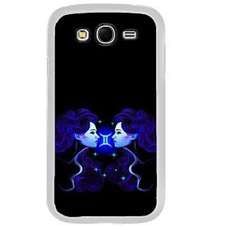 ifasho zodiac sign gemini Back Case Cover for Samsung Galaxy Grand 2