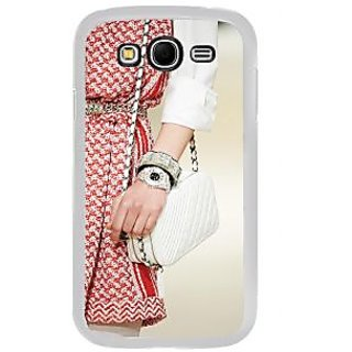 ifasho Designer dress pattern Back Case Cover for Samsung Galaxy Grand 2