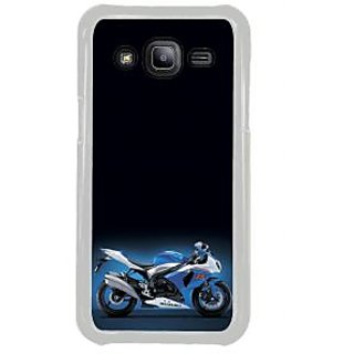 ifasho Bikoholic Sport Bike Back Case Cover for Samsung Galaxy J2