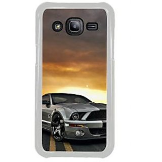 ifasho Wow car Back Case Cover for Samsung Galaxy J2