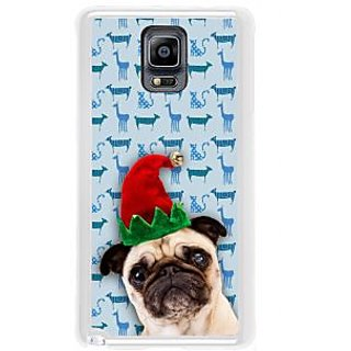 ifasho Dog with red hat Back Case Cover for Samsung Galaxy Note 3