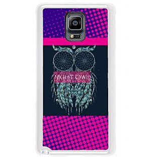 ifasho Stylish Owl Back Case Cover for Samsung Galaxy Note 3
