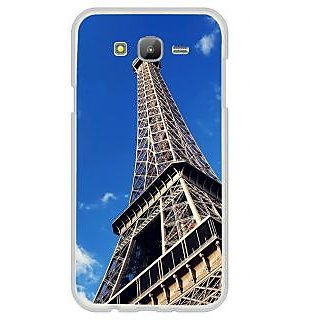 ifasho Effile Tower Back Case Cover for Samsung Galaxy J7