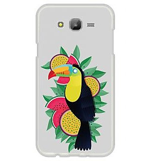 ifasho wood peacker Bird sitting animated design Back Case Cover for Samsung Galaxy J7