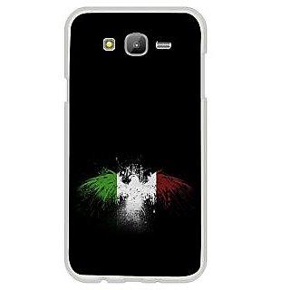 ifasho Tri Colour bird Back Case Cover for Samsung Galaxy J7