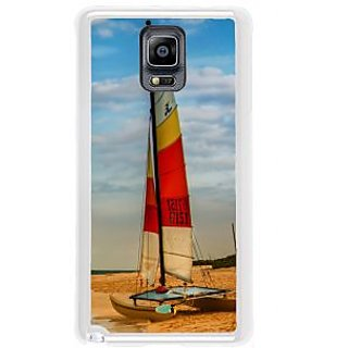 ifasho Boat in a beach Back Case Cover for Samsung Galaxy Note 3