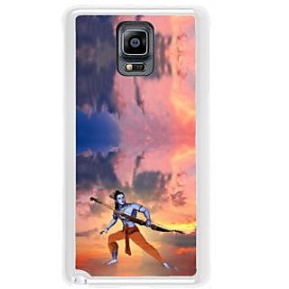 ifasho Lord Rama Back Case Cover for Samsung Galaxy Note 3
